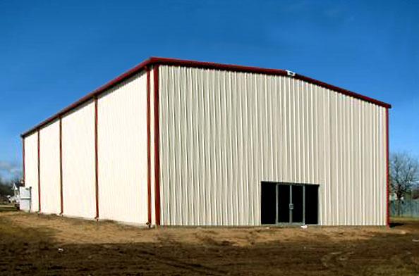 40x40 steel buildings metal building kits by rhino steel for 40x40 garage kit