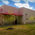 Locke furniture warehouse building