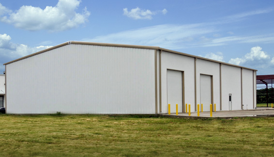 Prefab Metal Buildings | Gallery | Rhino Steel Buildings Systems