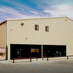 Steel Building for Murco by Rhino Steel Building Systems
