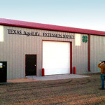 Rhino Agricultural Steel Barn Building Delivered to Amarillo, TX