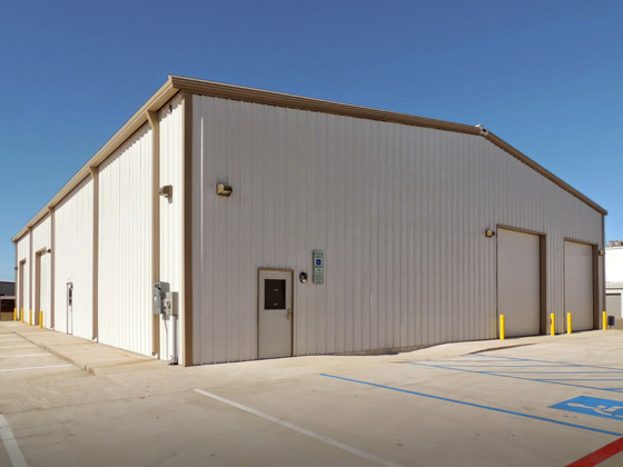 Prefab Metal Buildings | Gallery | Rhino Steel Buildings Systems
