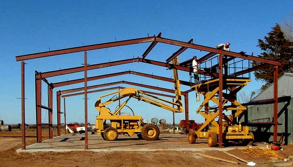 40x40 Steel Buildings Metal Building Kits By Rhino Steel