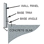 Steel Building Form Based Trim