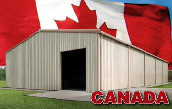 Metal Buildings Canada