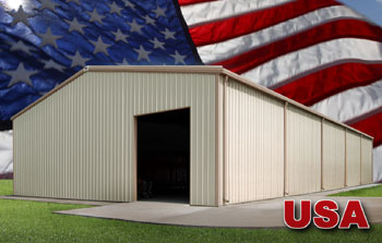 Metal Buildings USA