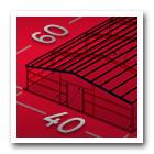 40 x 60 Metal Building Icon