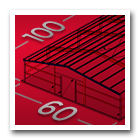 60 x 100 Metal Building Icon