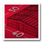40 x 50 Metal Building Icon