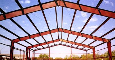 RHINO Steel Building Frame