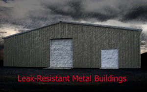 Leak-Resistant RHINO Metal Buildings