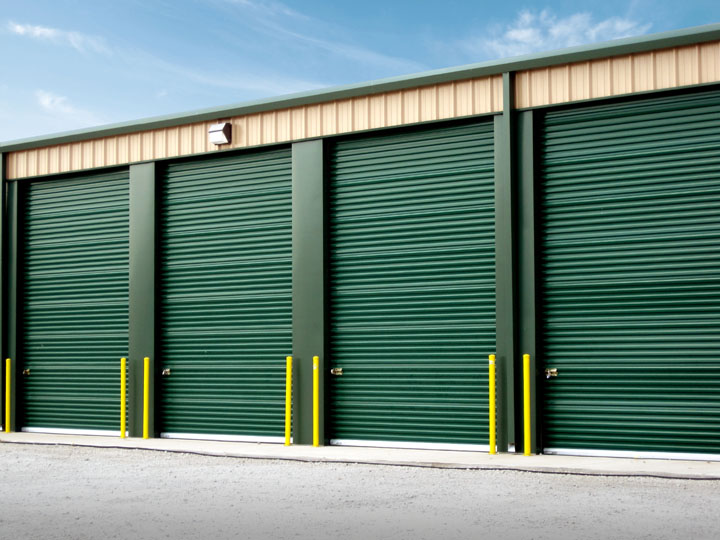 RHINO Commercial Steel Storage Buildings