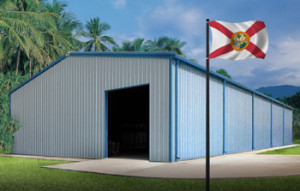 Steel Buildings Florida