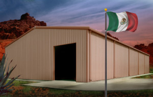 Steel Buildings Mexico