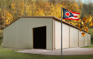 Steel Buildings Ohio