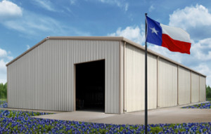 Steel Buildings Texas