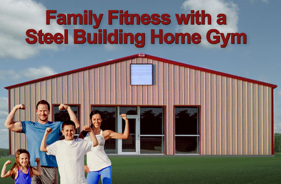 Increase fitness with a steel home gym universal