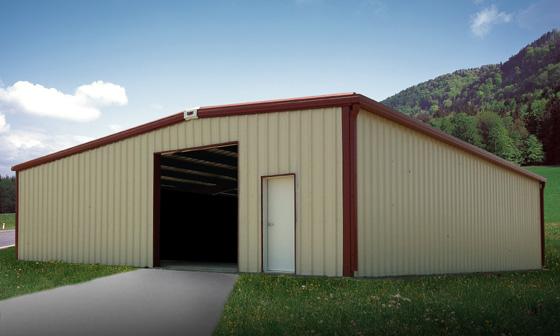 Metal Buildings Made-to-Order