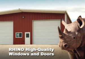 RHINO Windows and Doors