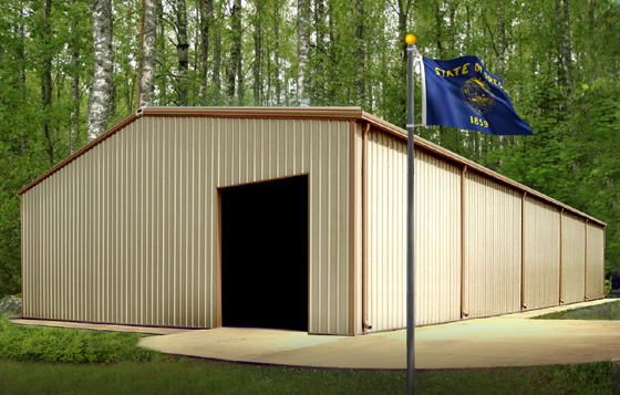 The Many Uses for Steel Buildings in OREGON | Rhino Steel ...