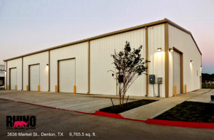 3835 Market St 6765 sq ft metal building