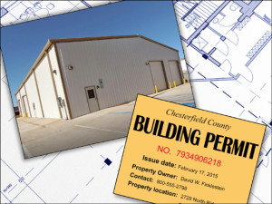 Metal Building Permit 2