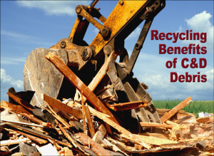 Recycling Benefits of C and D