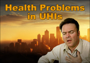 UHI- health problems
