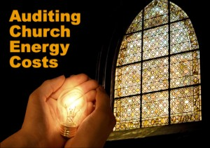 Auditing Church Energy Costs