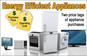 Energy Efficent Appliances