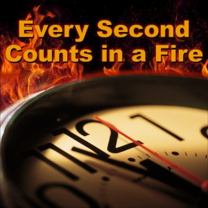 Every Second in a Fire