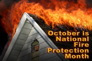Nat Fire Protection Month