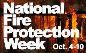 National Fire Protection Week