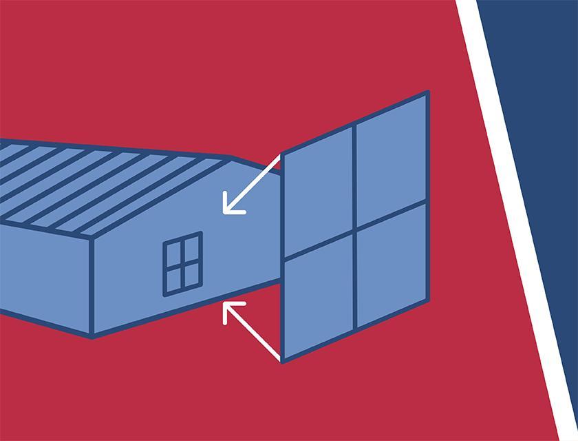 Windows in Metal Buildings