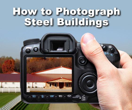 Photographing Steel Buildings