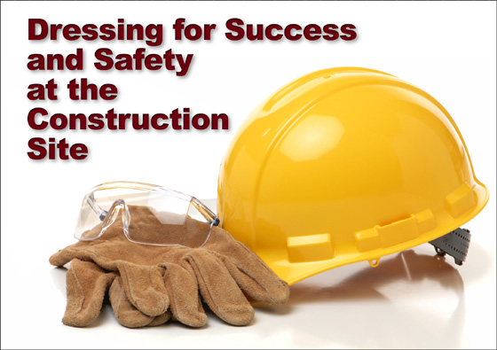 Steel Building Construction Apparel Dressing For Safety