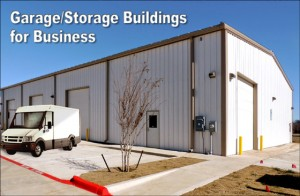 Garage-Storage Buildings fior Business