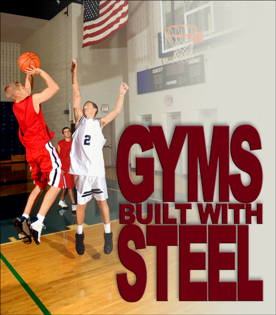 Steel Gyms