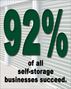 Self-Storage businesses succeed
