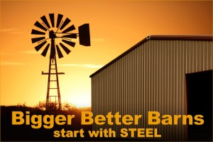 Bigger Better Steel Barns
