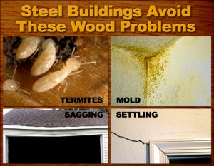 Steel Buildings Avoid Problems