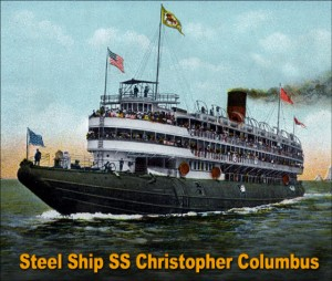 Steel Built Christopher Columbus
