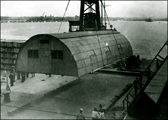 Military Surplus Quonset Huts For Sale >> Quonset Hut Steel Buildings A Building S Salute To The Military