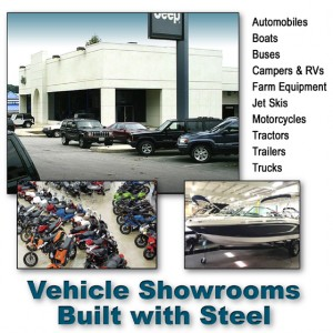 Vehicle Showrooms