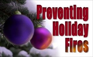 Holiday Fires