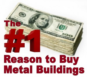 No 1 Reason to Buy Pre-engineered Metal Buildings