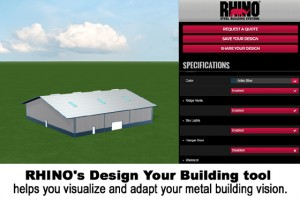 RHINO Design Your Building Tool
