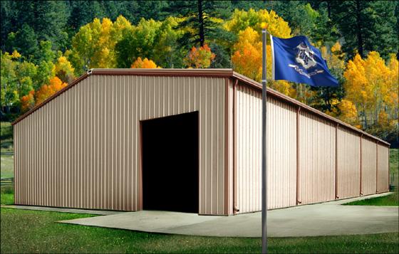 Steel Buildings in Connecticut | Prefab Garages CT