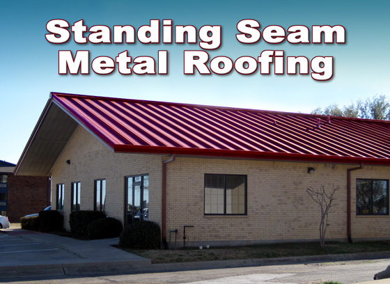 The Benefits Of A Standing Seam Metal Roof Steel Roof Panels
