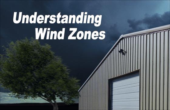 Wind Zones And Metal Buildings Wind Resistant Buildings